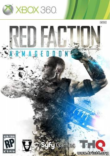 Red Faction: Armageddon (DEMO) (2011/Xbox360/Rus)