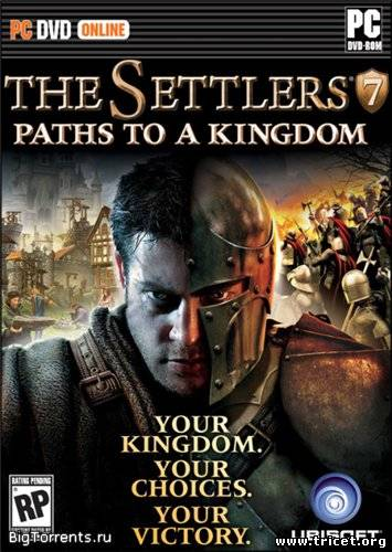 The Settlers 7: Paths to a Kingdom (2010/PC/Eng)