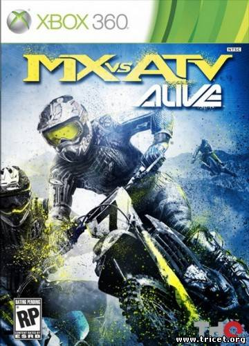 MX vs. ATV Alive (2011/Xbox360/ENG)