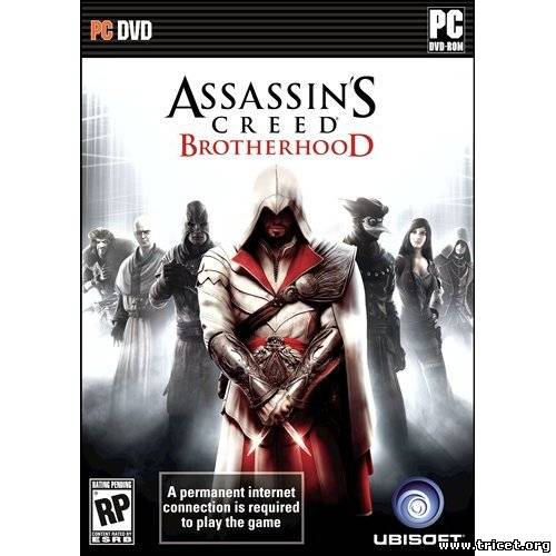 Assassin's Creed Brotherhood [Patch 1.02] (2011)