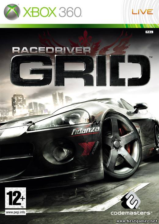 Race Driver: GRID {xBox 360 2008, Multi5}
