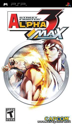 Street Fighter Alpha 3 Max [FULL][ISO][RUS]