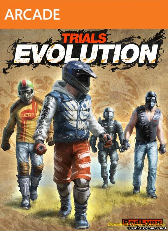 [XBOX360]Trials Evolution [GOD/ENG]