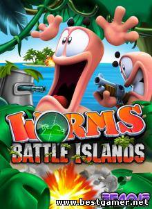 Worms Battle Island(ENG)