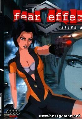 Fear Effect 2 Retro Helix (2001) [NTSC][RUS