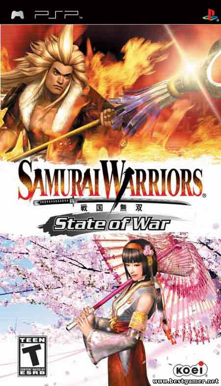 Samurai Warriors: State of War[FULL][ISO][ENG][US]
