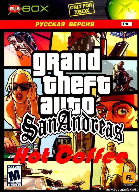 (X360)GTA San Andreas - Hot Coffee (Ver.2) [Rus]