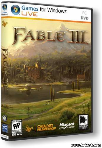 Fable 3 (2011/PC/RePack/Rus) от R.G. Catalyst