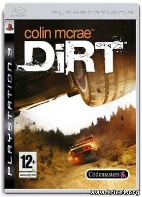 Colin McRae DiRT (2007/PS3/RUS)