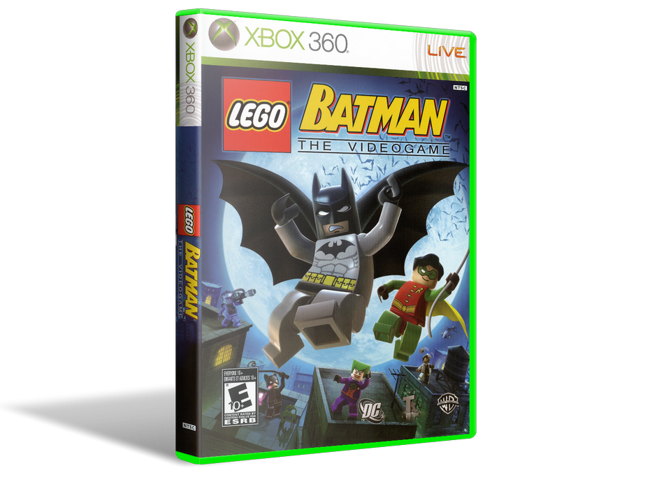 [GOD] Lego Batman: The Video game [Region Free/ENG]