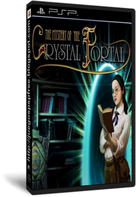 [PSP] Колыбель Света / The Mystery of the Crystal Portal [CSO] [MINIS] [RUS]