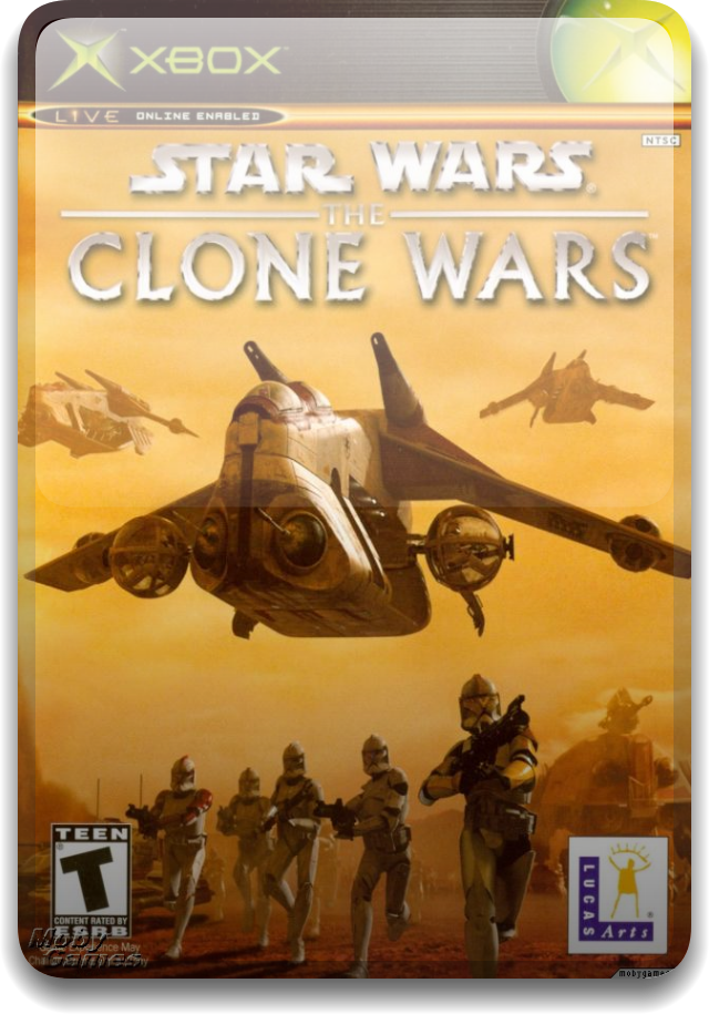 Star Wars: The Clone Wars [PAL/ENG/DVD9/iXtreme]