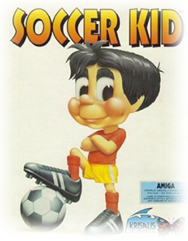 Soccer Kid (General Admission Software) (ENG) [RePack] от Pilotus