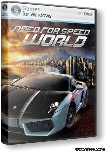 Need For Speed: World (2010/PC/Rus)