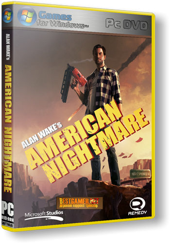 Alan Wake's American Nightmare (2012) PC | Русификатор от ZoG