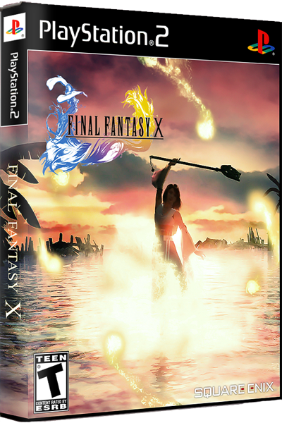 [PS2] Final Fantasy X International [Multi2|NTSC][Archive]