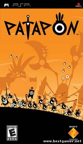 Patapon [FULLRip][CSO][RUS][US](перевод  psp-rusgame.ru v1.0)