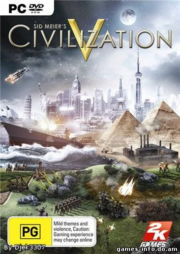 Sid Meier's Civilization 5 (2010/PC/RUS/Repack)
