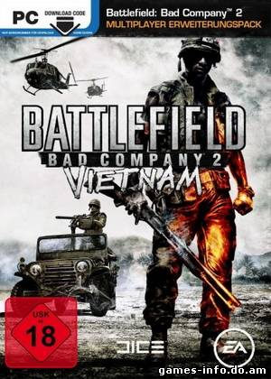 Battlefield Bad Company 2 Vietnam (2010/PC/RePack/RUS)