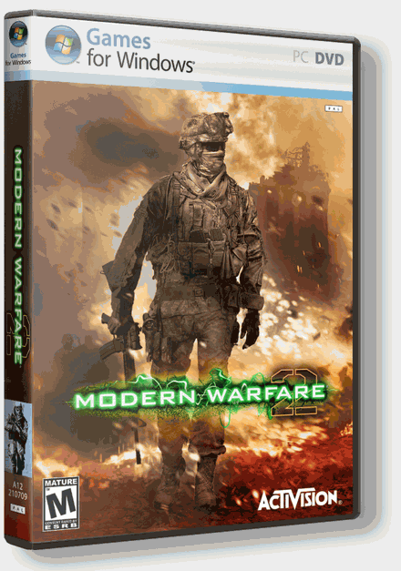 Call of Duty MW2 [Rus] [2010 / Русский] [Action]
