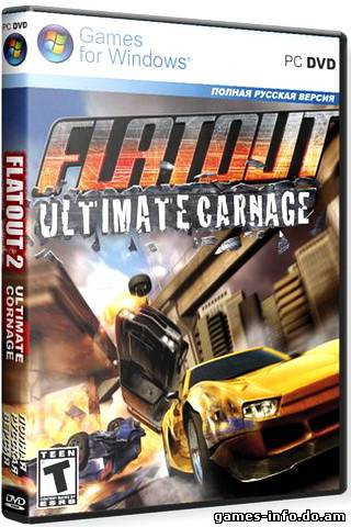 FlatOut: Ultimate Carnage (2008/PC/Rus)