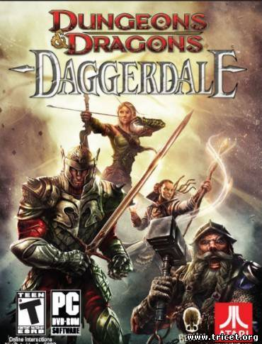 Dungeons and Dragons Daggerdale (2011/PC/ENG)