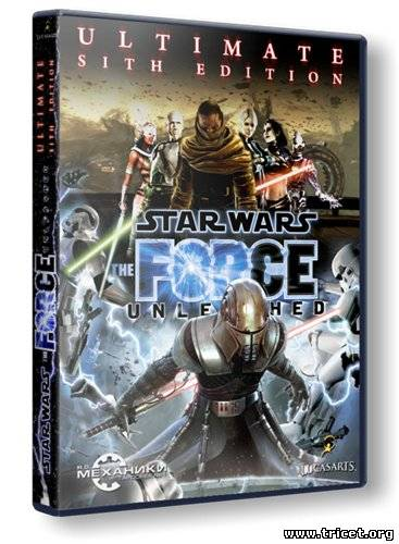 Star Wars: The Force Unleashed Dilogy (2009-2010/PC/Repack/Rus) от R.G. Механики