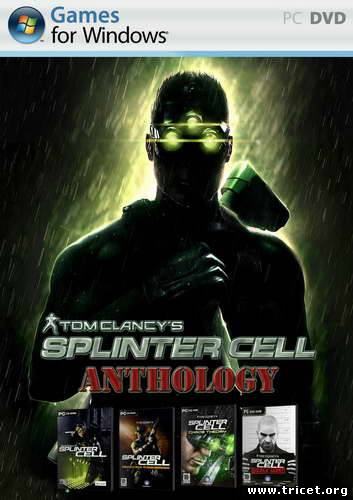 Splinter Cell 1-4 (2003-2006/PC/Rus)