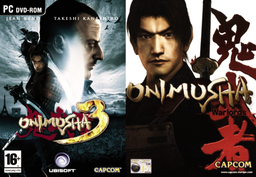 Onimusha Collection (2001-2005/PC/Rus)