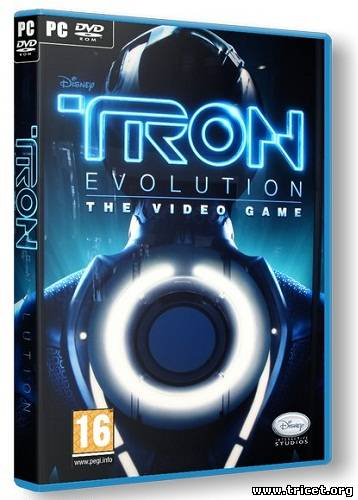 TRON Evoluti​on. The Video Game (2010/PC/Repack/RUS)