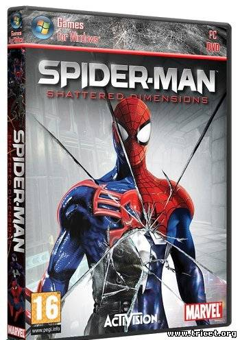 Spider Man Shattered Dimensions (2010/PC/RePack/Rus)