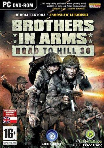 Brothers in Arms: Road to Hill 30 (2005/PC/Rus)