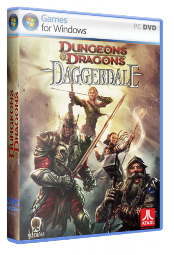 Dungeons & Dragons: Daggerdale (2011/PC/RePack/Eng) by R.G.Catalyst
