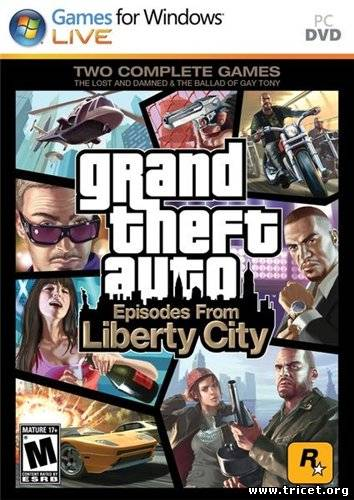 GTA: Episodes From Liberty City (2010/PC/RePack/RUS)