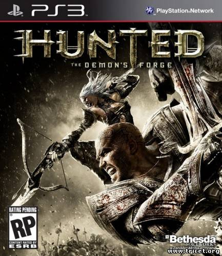 Hunted: The Demons Forge (2011/PS3/Eng)