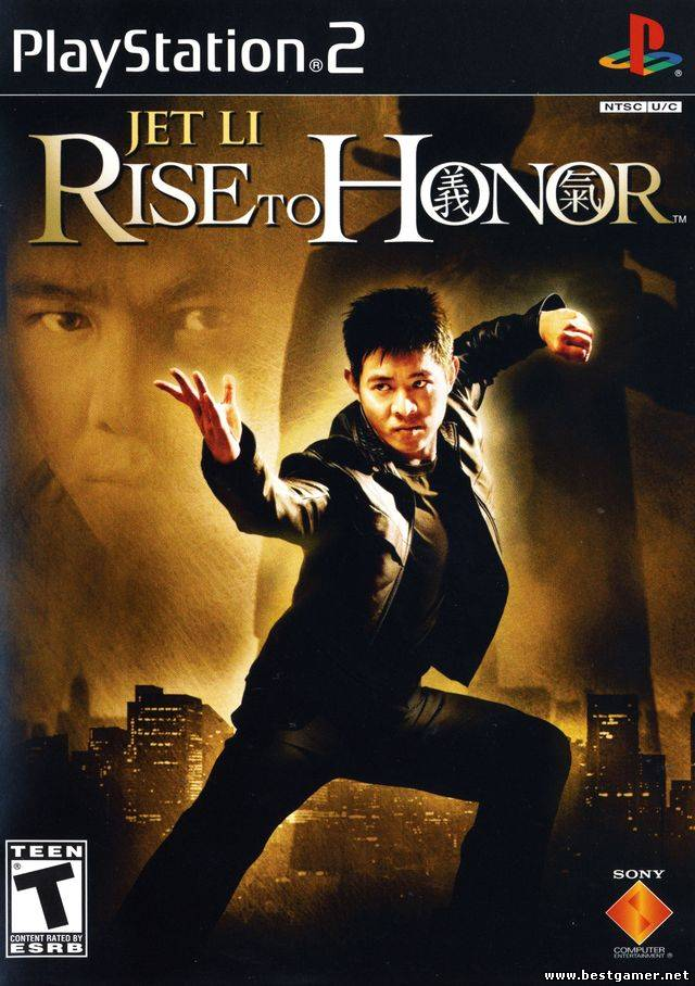 [PS2] Rise To Honor / Rise To Honour [ENG|NTSC]