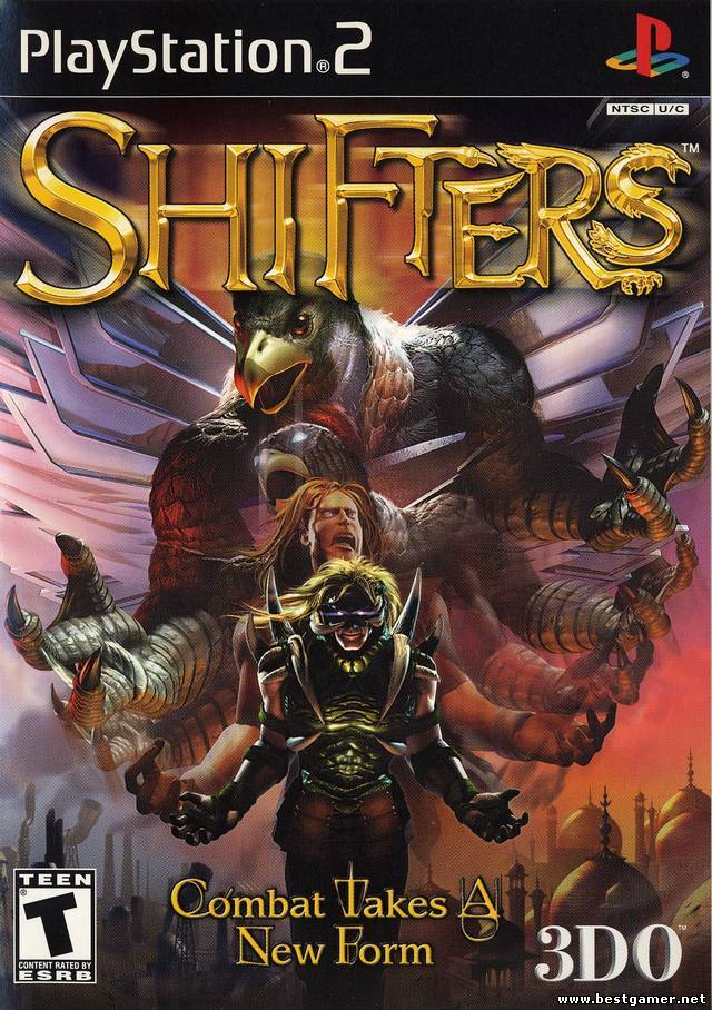 [PS2] Shifters (of Might & Magic) [FullRUS|PAL]
