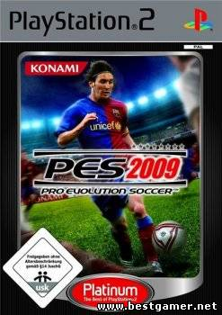 Pro Evolution Soccer 2009 (2008) PS2