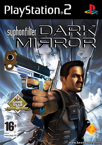 [PS2] Syphon Filter: Dark Mirror [FullRUS|PAL]