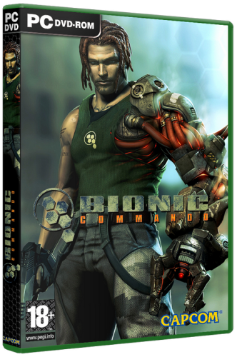 Bionic Commando (2009/PC/ReРack/RUS)