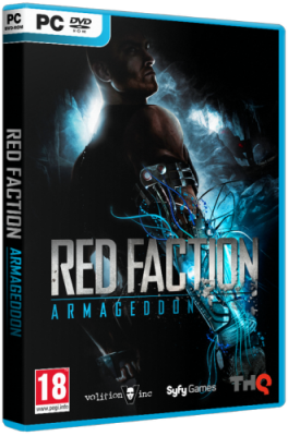 Red Faction: Armageddon (2011/PC/Rus)