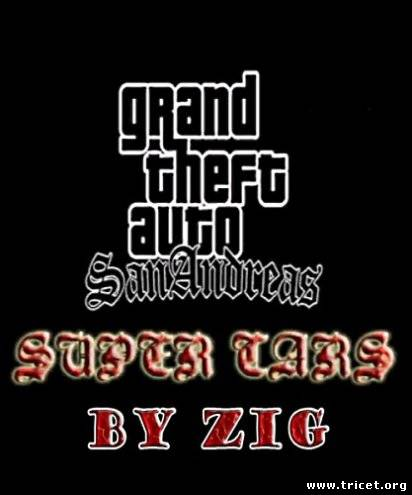 GTA San Andreas SUPER CARS (Уже установленна!) (2011/PC/RUS)
