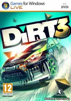 DiRT 3 [v1.1] (2011/PC/Rus-Eng/Repack)