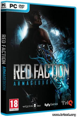 Red Faction: Armageddon (2011/PC/Rus-Eng/Repack) от R.G. Catalyst