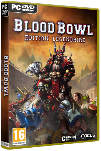 Blood Bowl: Legendary edition (2011) PC