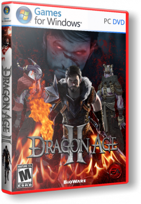 Dragon Age II (v.1.03) + HighRes Texture Pack + 8 DLC + 18 предметов (2011/PC/Rus-Eng)