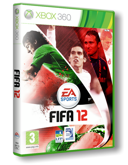 [GOD] FIFA12 [USA-VPN][NTSC-U][ENG] [KING CHERY ][Dashboard 2.0.13604.0]