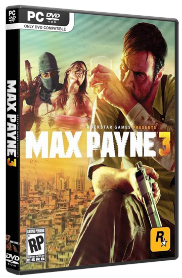 (Score) Max Payne 3 (GameRip) - 2012, MP3 (tracks), ~224 kbps