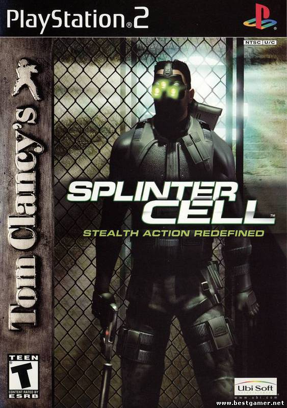 [PS2] Tom Clancy's Splinter Cell [RUS|PAL]