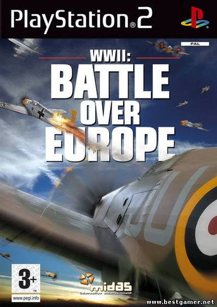 [PS2] WWII: Battle Over Europe [RUS/ENG|PAL]